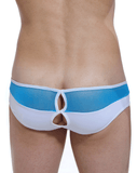 Petitq PQ171016 Briefs White - StevenEven.com
