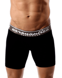 AERONAUTICA AE2011 Cotton Boxer Brief Black 10