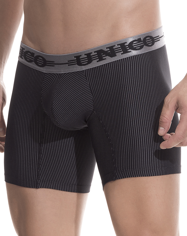 Unico 1802010020199 Boxer Briefs Trend Black