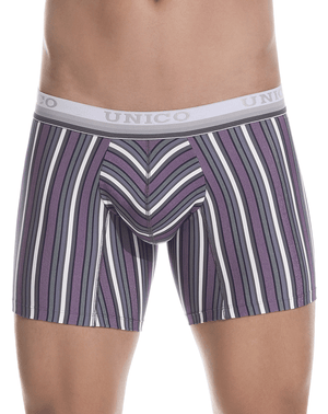 Unico 1802010022859 Boxer Briefs Sanscrito Gray