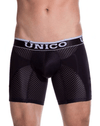 Unico 1901010023999 Boxer Briefs Enlight Black - StevenEven.com