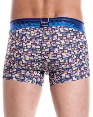 Unico 1902010011993 Trunks Fintech Printed