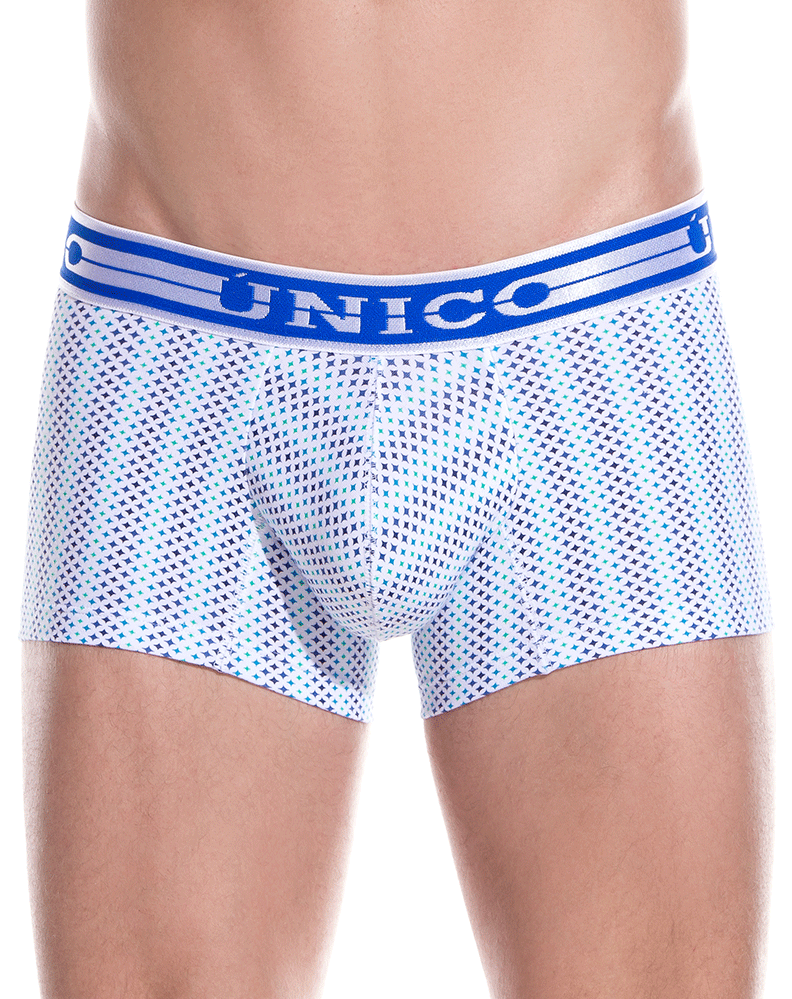 Unico 1902010012931 Trunks Culturize Blue - StevenEven.com