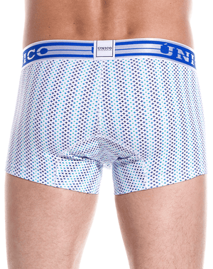 Unico 1902010012931 Trunks Culturize Blue