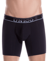 Unico 1902010020699 Boxer Briefs National Black - StevenEven.com
