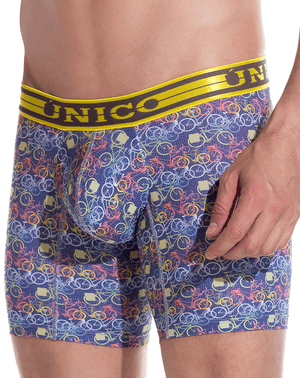 Unico 1902010023063 Boxer Briefs Timeless Printed - StevenEven.com