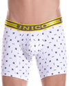 Unico 1902010023100 Boxer Briefs Radical White - StevenEven.com