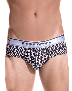 Unico 1902020110352 Briefs Realism Black-white