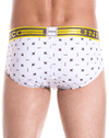 Unico 1902020113100 Briefs Radical White