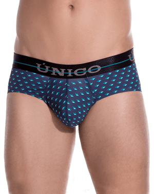 Unico 1907020113629 Briefs Agata Blue