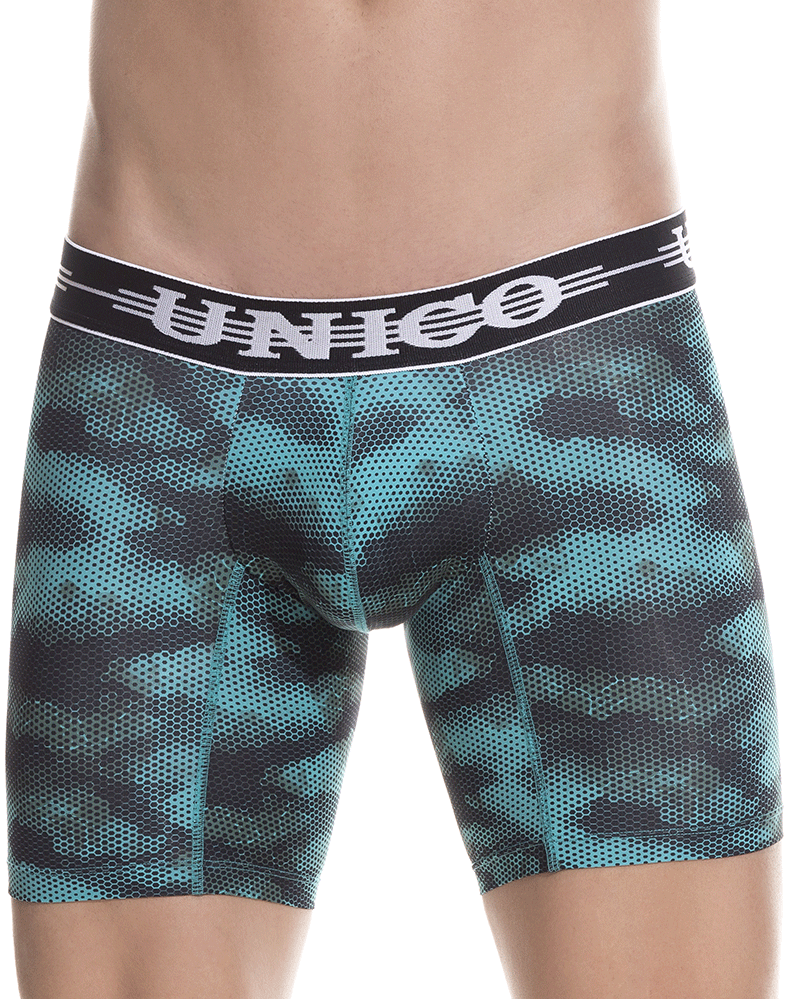 Unico 1802010021991 Boxer Briefs Dots Multi