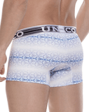 Unico 1803010010531 Boxer Briefs Mental White