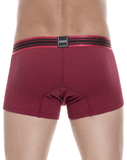 Unico 1803010010487 Boxer Briefs Pacifico Red