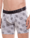 Unico 1803010021205 Boxer Briefs Psichobilly Gray