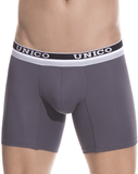 Unico 1802010023196 Boxer Briefs Raiz Black