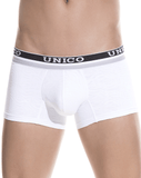 Unico 1802010013000 Boxer Briefs Reconnect White