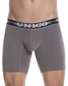 Unico 1802010021194 Boxer Briefs Self Gray