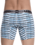 Unico 1802010025146 Boxer Briefs Track Blue
