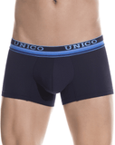 Unico 1802010014082 Boxer Briefs Vernon Blue