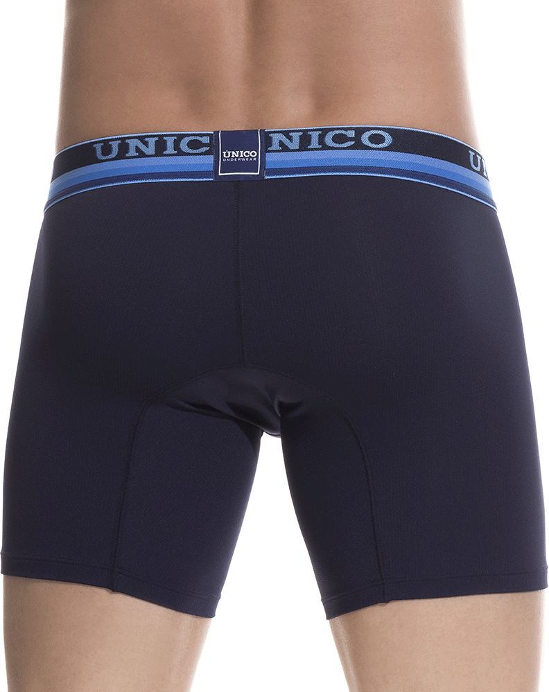 Unico 1802010024082 Boxer Briefs Vernon Blue