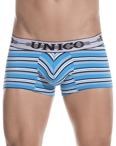 Mundo Unico 9610090199 Boxer Briefs Cotton Intenso 10""