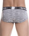 Unico 1802020111459 Briefs Smart Gray - StevenEven.com