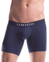 Mundo Unico 9610090182 Boxer Briefs Cotton Profundo 10""