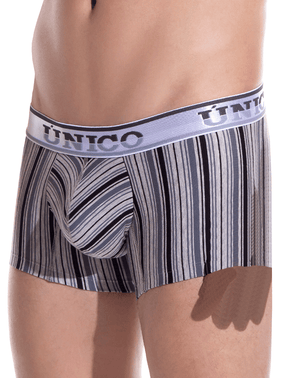 Unico 1902010010465 Trunks Mind Art Black-white