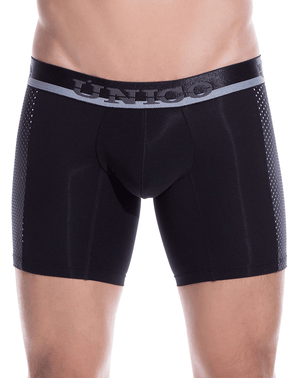 Unico 1905010021599 Boxer Briefs Puntillizmo Black