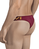 CLEVER 1298 Stingray Thongs Grape - Steveneven.com