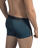 CLEVER 2294 Army Boxer Briefs Green - Steveneven.com