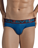 CLEVER 5298 Stingray Briefs Blue - Steveneven.com