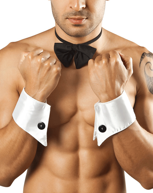 Candyman 9646 Bowtie and Cuffs