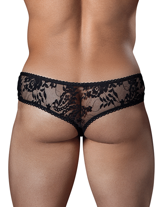 CANDYMAN 99244 Thongs Black - Steveneven.com