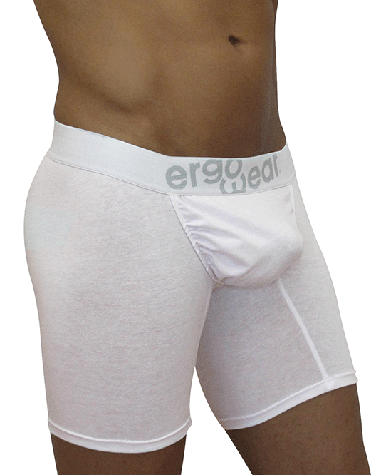 Ergowear EW0384 FEEL Classic Boxer Briefs White