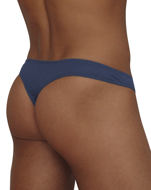 ERGOWEAR EW0496 FEEL Suave Thong Blue - Steveneven.com