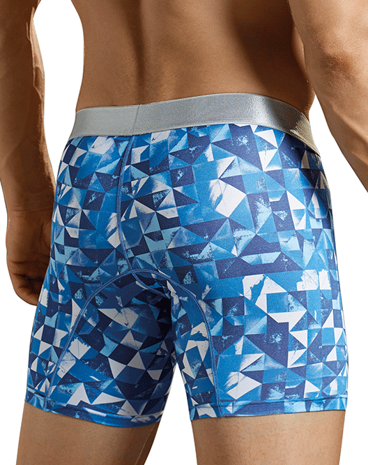 HAWAI 41622 Boxer Briefs Blue - Steveneven.com