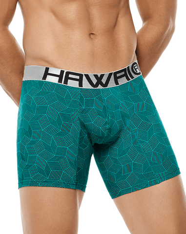 Hawai 41808 Boxer Briefs Green