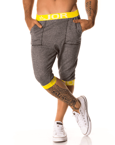 Inizio 29906 Nide Athletic Pants Gray