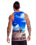 JOR 0403 Tatacoa Tank Top Multi-colored - Steveneven.com