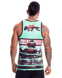 JOR 0411 Parce Tank Top Multi-colored - Steveneven.com