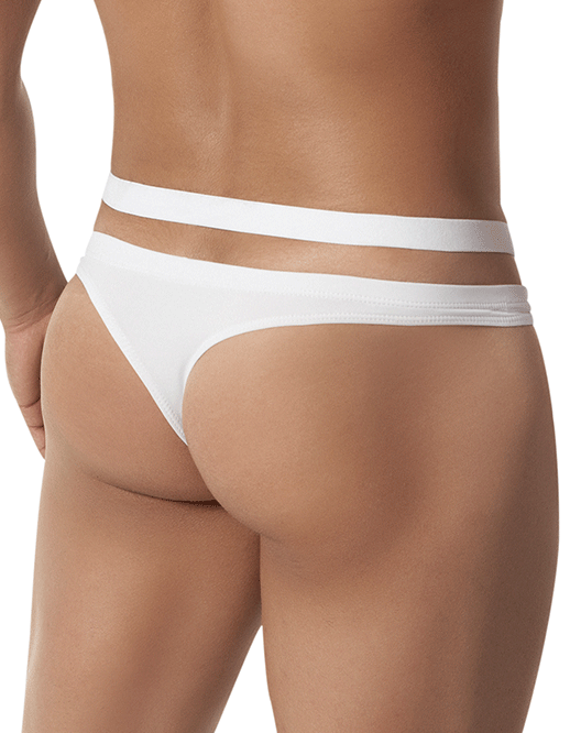PIKANTE 8021 Greek Attraction Thong White - Steveneven.com