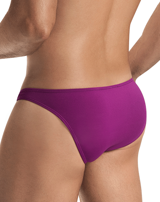 PIKANTE 8651 Brief/Bikini Castro Grape - Steveneven.com