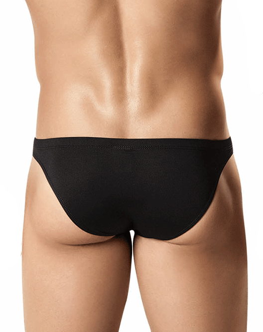 PIKANTE 8651 Brief/Bikini Castro Black - Steveneven.com