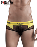 PIKANTE 8674 Rock and Roll Briefs Yellow - Steveneven.com