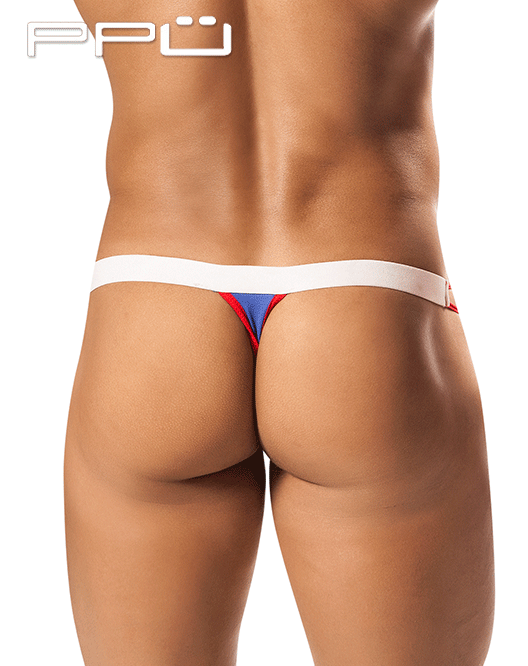 PPU 1552 Crave Thongs White