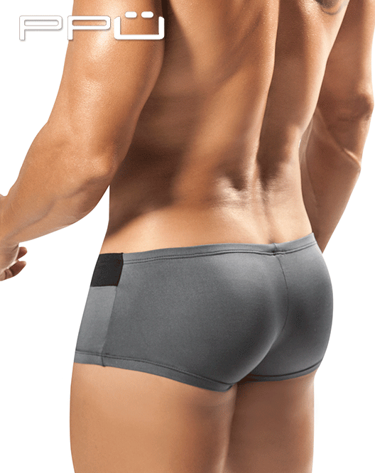 PPU 1564 Hoops Brief Gray - Steveneven.com