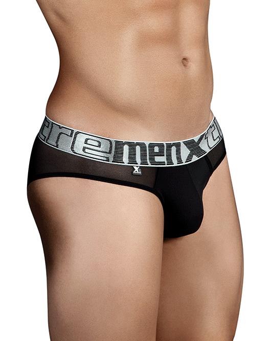 XTREMEN 91016 Briefs Black - Steveneven.com