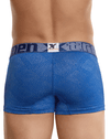 Xtremen 54446c Jacquard Stripes Boxer Briefs Blue