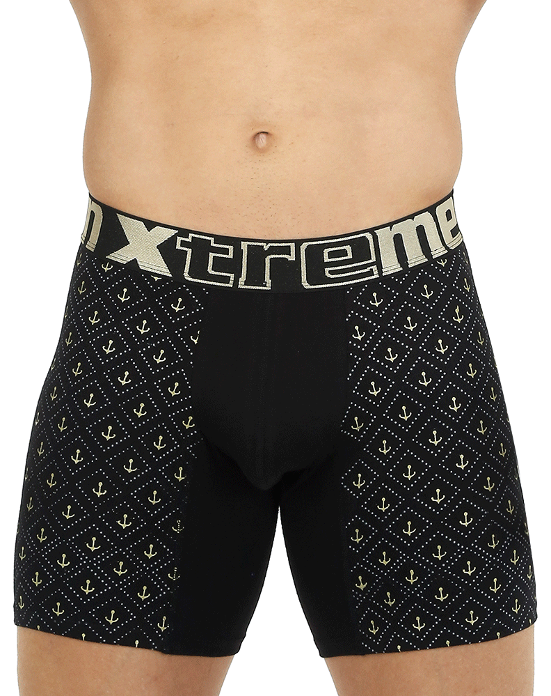 Xtremen 51461 Cotton Boxer Briefs